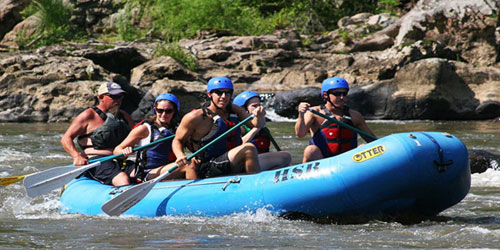 Hot Springs Rafting Co
